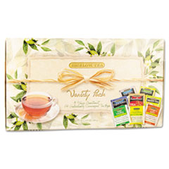 Bigelow Green Tea Assortment, Individually Wrapped, Eight Flavors, 64 Tea Bags/Box