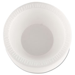 Dart Concorde Foam Bowl, 10-12 oz, White, 125/Pack, 1000/Carton
