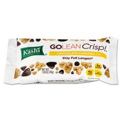 Kellogg's Kashi GOLEAN Crunchy! Cereal Bars, Chocolate Caramel, 45 g, 12/Box