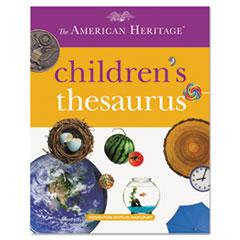 HOU 1472086 Houghton Mifflin American Heritage Children's Thesaurus HOU1472086