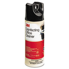 3M Disinfecting Office Cleaner, 12.35oz Aerosol
