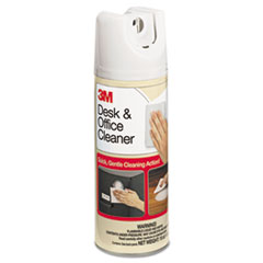 3M Desk & Office Spray Cleaner, 15 oz. Aerosol
