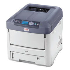 Oki C711dn Laser Printer, Network-Ready, Duplex Printing