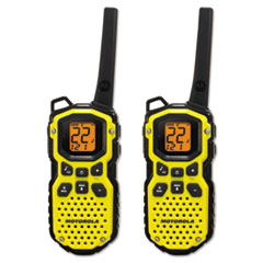 Motorola Talkabout MS350R Two Way Radio, 1 Watt, GMRS/FRS, 22 Channels