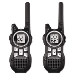 Motorola Talkabout MR350R Two Way Radio, 1 Watt, GMRS/FRS, 22 Channels, 1 Pack