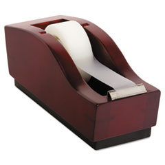 Rolodex Executive Woodline II Desktop Tape Dispenser, 1
