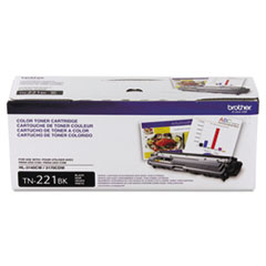 Brother TN221BK Toner, Black
