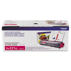 Brother TN221M Toner, Magenta