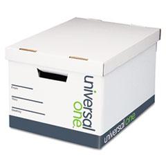 UNV 952204 Universal One Medium-Duty Easy Assembly Storage Box UNV952204