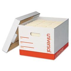 UNV 85700 Universal Medium-Duty Lift-Off Lid Boxes UNV85700