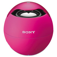 Sony Ultra Portable Bluetooth Speaker, Pink