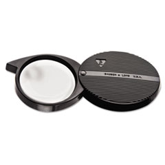 Bausch & Lomb 4X Folded Pocket Magnifier, Round, 36mm Lens