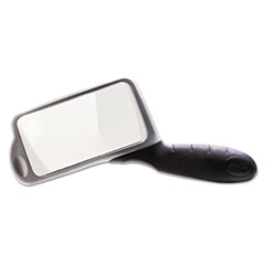 Bausch & Lomb 2X Rectangular Handheld Magnifier with Acrylic Lens, 2