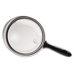 Bausch & Lomb 2X - 4X Round Handheld Magnifier w/Acrylic Lens, 5