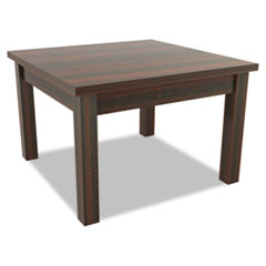ALE VA7520MY Alera Valencia Series Corner Occasional Table ALEVA7520MY