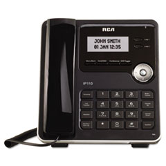 RCA IP110S RCA ViSYS Business Class VoIP Phone System and Service RCAIP110S