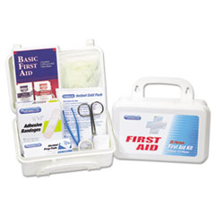 PhysiciansCare 25 Person First Aid Kit, Contains 113 Pieces