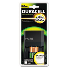 Duracell Value Charger with Duralock Power Preserve Technology