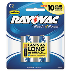 RAY 8142K Rayovac Alkaline Batteries RAY8142K