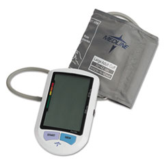 Medline Automatic Digital Upper Arm Blood Pressure Monitor, Large Adult Size