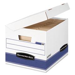 FEL 0005502 Bankers Box SYSTEMATIC Medium-Duty Strength Storage Boxes FEL0005502
