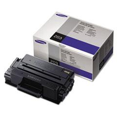 Samsung MLTD203E Extra High-Yield Toner, 10,000 Page-Yield, Black