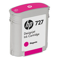 B3P14A (HP-727) Ink, 40 mL, Magenta