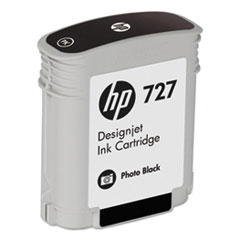 C1Q11A (HP 727) Ink, 69 mL, Matte Black