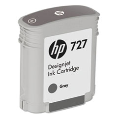 B3P18A (HP-727) Ink, 40 mL, Gray
