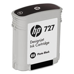 B3P17A (HP-727) Ink, 40 mL, Black