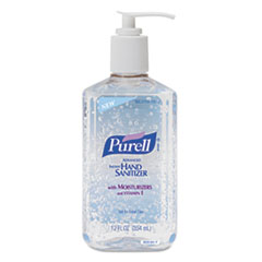 PURELL Instant Hand Sanitizer, 12oz Pump Bottle