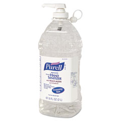 PURELL Instant Hand Sanitizer, 2L Bottle