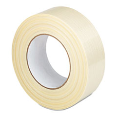 Universal One Premium-Grade Filament Tape w/Natural Rubber Adhesive, 2