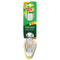 Scotch-Brite Heavy-Duty Soap-Dispensing Dishwand, 2 1/2