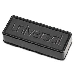 Universal Dry Erase Eraser, Synthetic Wool Felt, 5w x 1 3/4d x 1h