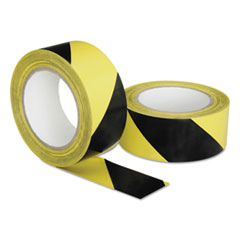 AbilityOne 7510016174251 Marking Tape, Yellow/Black, 2