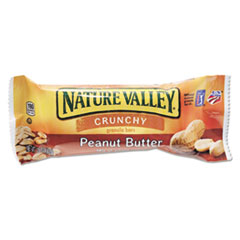 Nature Valley Granola Bars, Peanut Butter Cereal, 1.5oz Bar, 18/Box