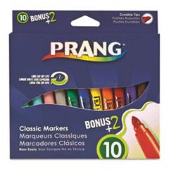 DIX 80012 Prang Classic Art Markers DIX80012