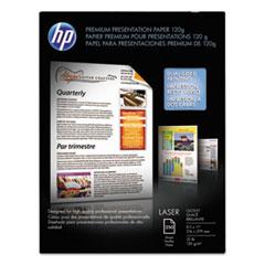 HP Color Laser Presentation Paper, 95 Brightness, 32lb, 8-1/2 x 11, White, 250/Pack
