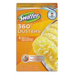 Swiffer 360 Duster Refill, 6/Box