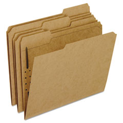 PFX FK211 Pendaflex® Kraft Folders with Fasteners PFXFK211