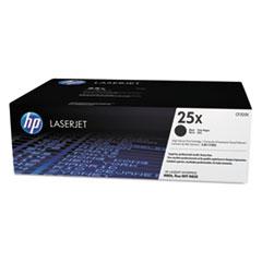 HP 25X, (CF325X) High Yield Black Original LaserJet Toner Cartridge