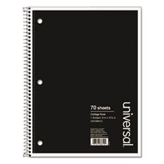UNV 66610 Universal Wirebound Notebook UNV66610