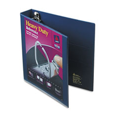 Avery Nonstick Heavy-Duty EZD Reference View Binder, 1-1/2