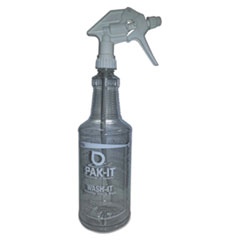 BIG 555520004012 PAK-IT® Color-Coded Trigger-Spray Bottle BIG555520004012