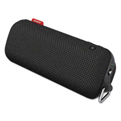 Sony Bluetooth Wireless Speaker, 10Hr Battery, 5 Watts, Black
