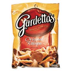 General Mills Gardetto's Snack Mix, Original Flavor, 5.5oz Bag, 7/Box