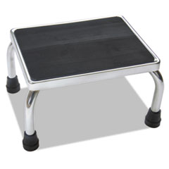 MII MDS80430I Medline Chrome Foot Stool MIIMDS80430I