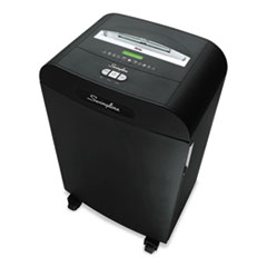 Swingline DS22-13 Medium-Duty Strip-Cut Shredder, 22 Sheet Capacity