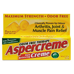 CAT 05701 Aspercreme Pain-Relieving Creme CAT05701